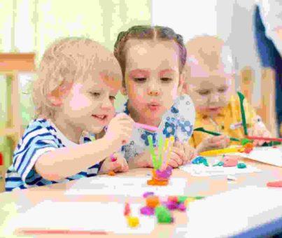 Kids Paste Arts
