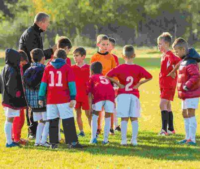 Football Team Meetup
